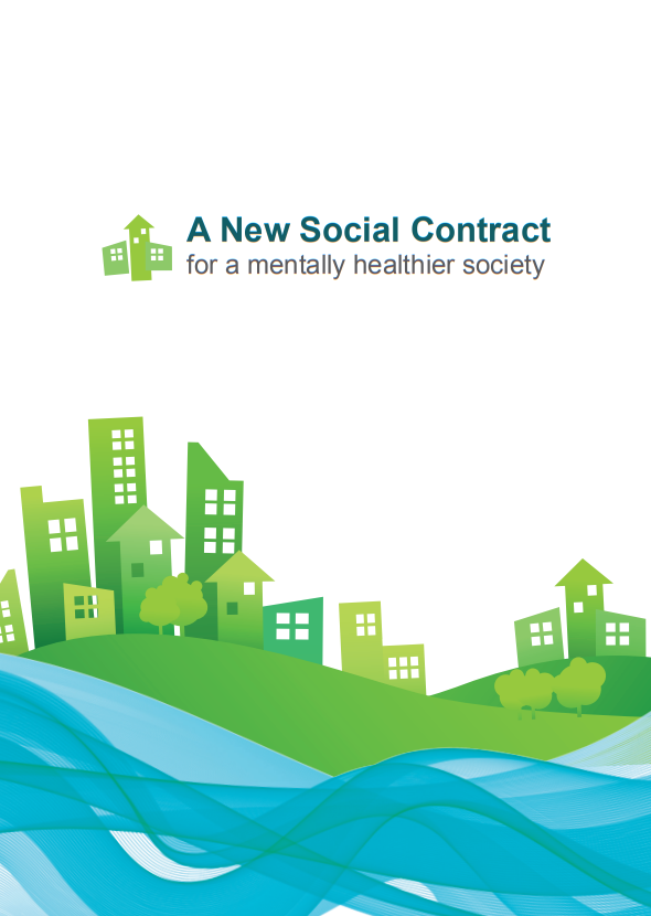 A New Social Contract for a mentally healthier society