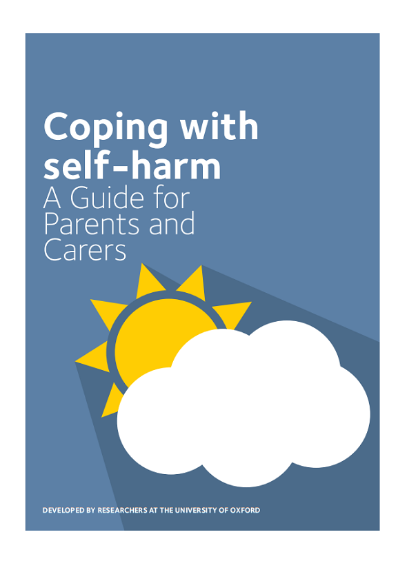 Coping with self-harm