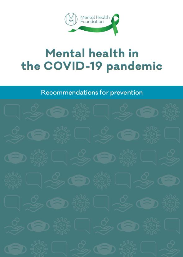 Coronavirus Mental Health in the Pandemic