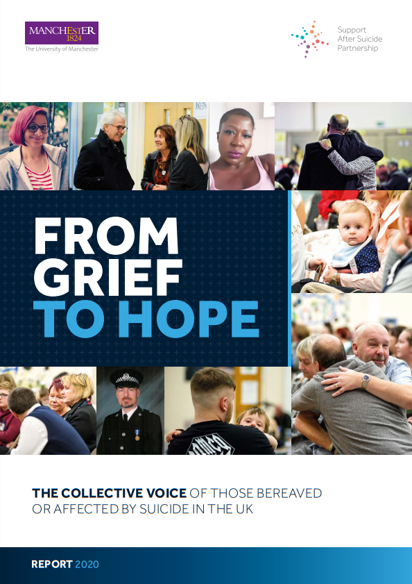 From Grief To Hope