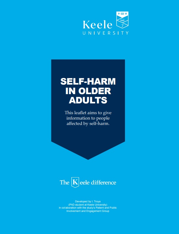 Keele-uni-self-harm-in-older-adults