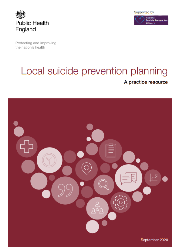 Local Suicide Prevention Planning A Practice Resource ..