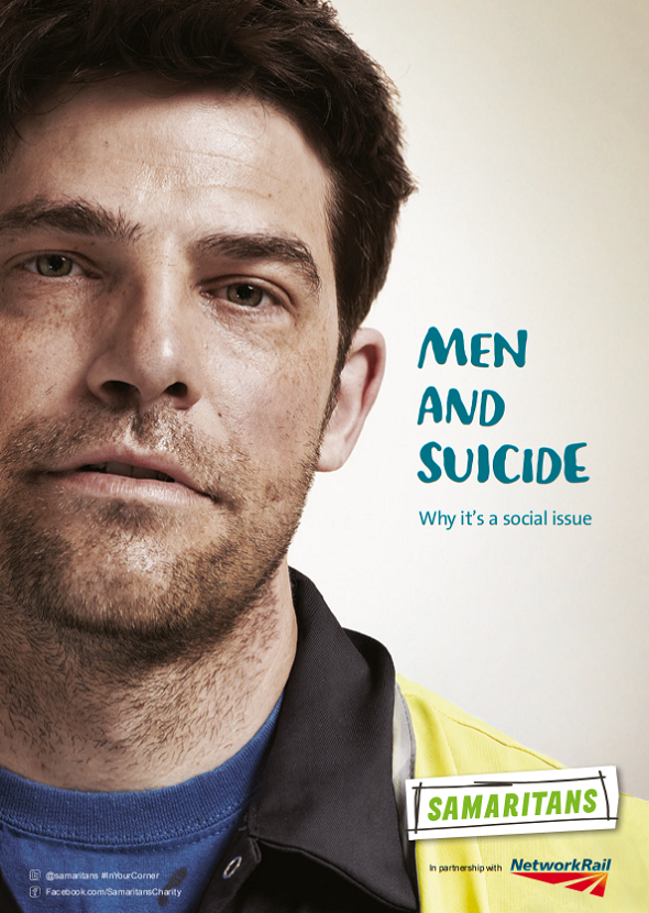 Men and suicide why it's a social issue
