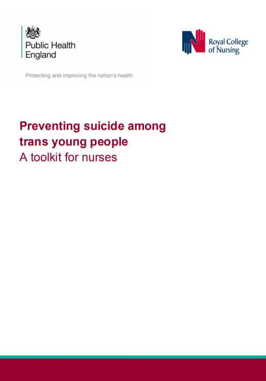 Preventing suicide among trans young people