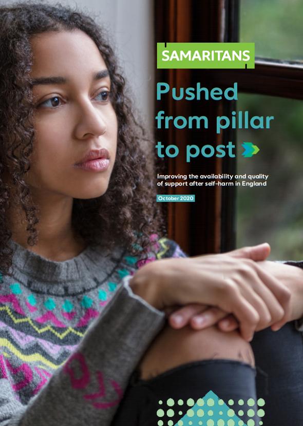 Samaritans Pushed from pillar to post