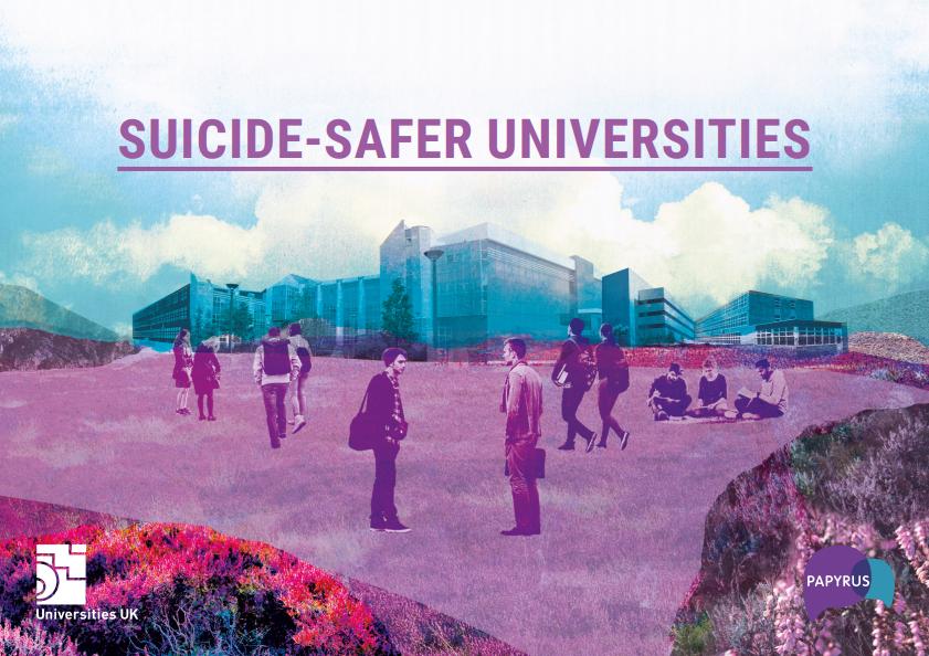 Suicide-Safer Universities